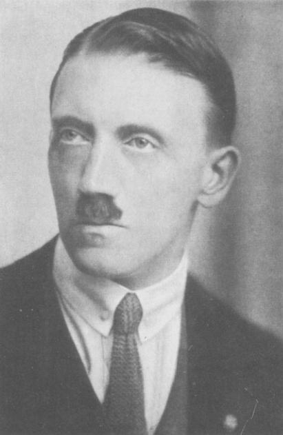 "spelling mistake entered the surname of ""Hitler"" instead of"